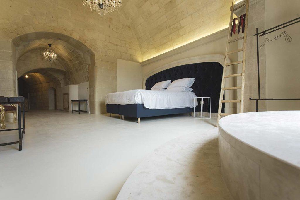 junior suite palazzo del duca matera