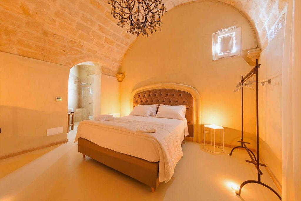 hotel a matera palazzo del duca camera deluxe duchino