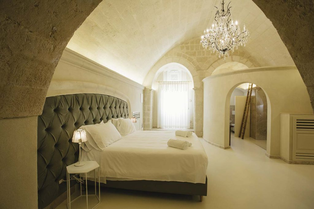 hotel matera palazzo del duca suite deluxe rignana