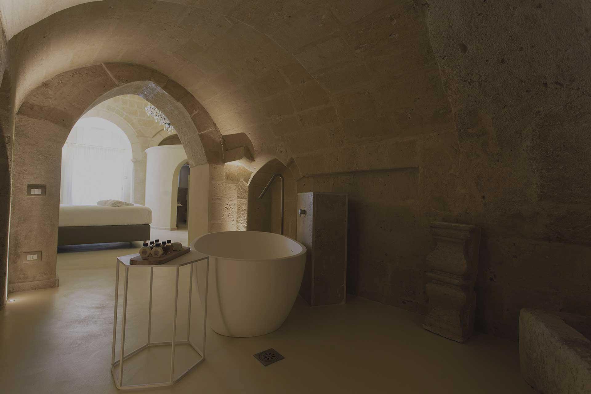 hotel con spa palazzo del duca matera